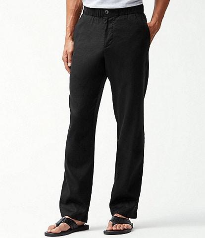 Tommy Bahama Big & Tall Beach Linen Pull On Pants