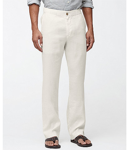 Tommy Bahama Big & Tall Beach Linen Pull On Pants