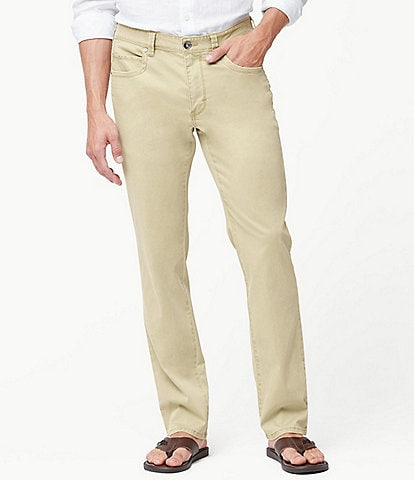 Tommy Bahama Big & Tall Boracay 5-Pocket Chino Pants