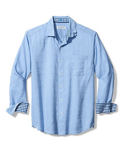Tommy Bahama Big & Tall Costa Capri Long-Sleeve Woven Shirt