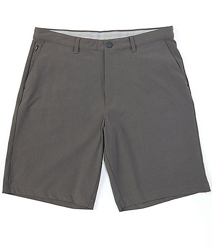 Tommy Bahama Big & Tall Flat Front Chip Shot 10#double; and 11#double; Inseam Shorts