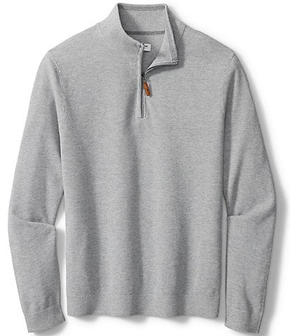Tommy Bahama Big & Tall Island Zone Coolside Half-Zip Pullover