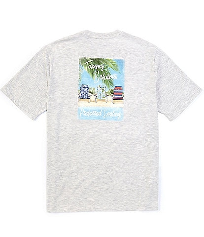 Tommy Bahama Big & Tall Preferred Seating Short-Sleeve Tee