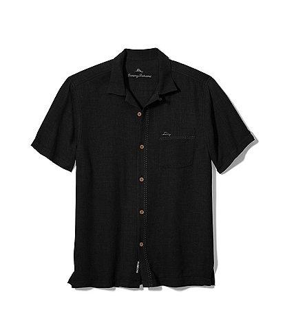 Tommy Bahama Big & Tall Royal Bermuda Short-Sleeve Camp Shirt