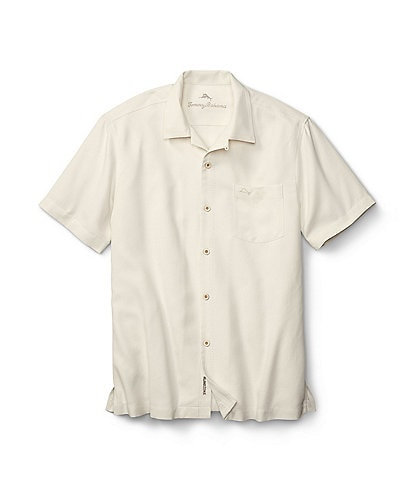 Tommy Bahama Big & Tall Royal Bermuda Short-Sleeve Camp Shirt