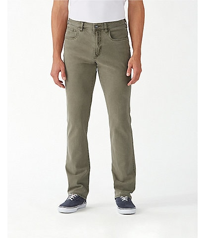 Tommy Bahama Boracay Brushed Twill 5-Pocket Stretch Pants