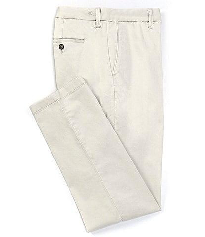 Tommy Bahama Boracay Flat-Front Stretch Sateen Pants