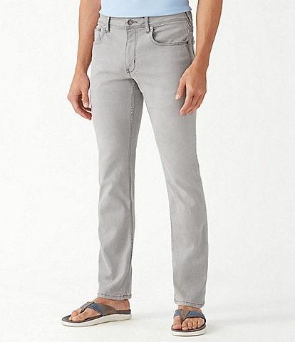 Tommy Bahama Boracay Jean Vintage Grey Wash Stretch Jeans