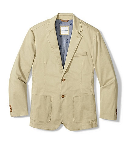 Tommy Bahama Boracay Stretch Sateen Blazer