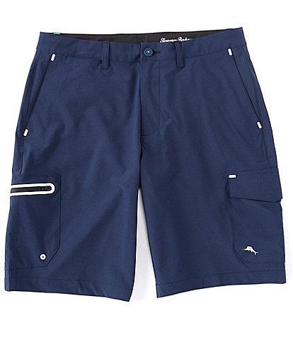 Tommy Bahama Cayman Isles Cargo 10#double; Inseam Shorts