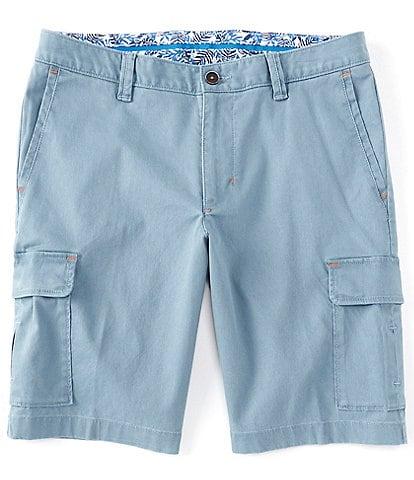 Tommy Bahama Coastal Key Stretch 10#double; Inseam Shorts