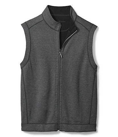 Tommy Bahama Flipshore Reversible Full-Zip Vest