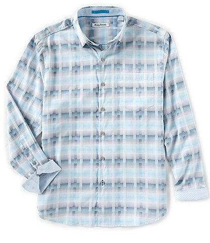 Tommy Bahama Matteo Mirage Long-Sleeve Woven Shirt