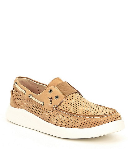 Tommy Bahama Men's Relaxology R Aoenian Perforated Slip On
