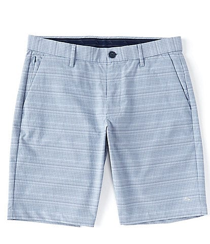 Tommy Bahama On The Green 10#double; Inseam Stretch Shorts