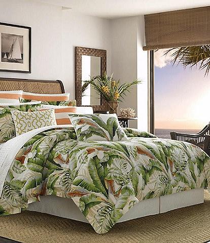 Tommy Bahama Palmiers Duvet Mimi Set