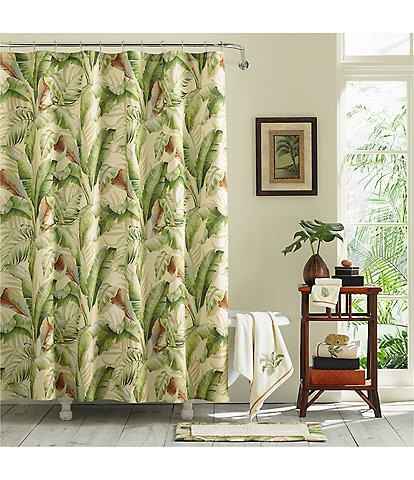 Tommy Bahama Palmiers Shower Curtain
