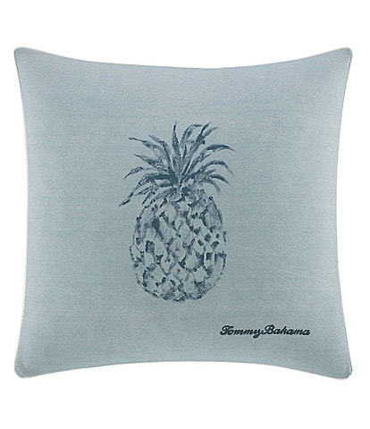 Tommy Bahama Raw Coast 22#double; Square Pillow