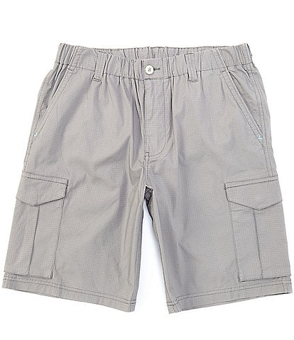 Tommy Bahama Ripstop Survivalist 10#double; Inseam Cargo Shorts