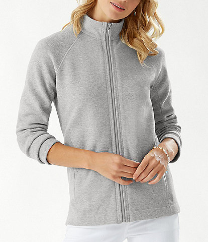 Tommy Bahama The New Aruba Full-Zip Sweatshirt