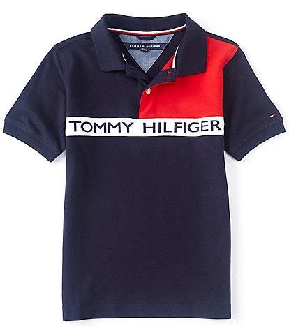 Tommy Hilfiger Big Boys 8-20 Short-Sleeve Nasir Polo Shirt