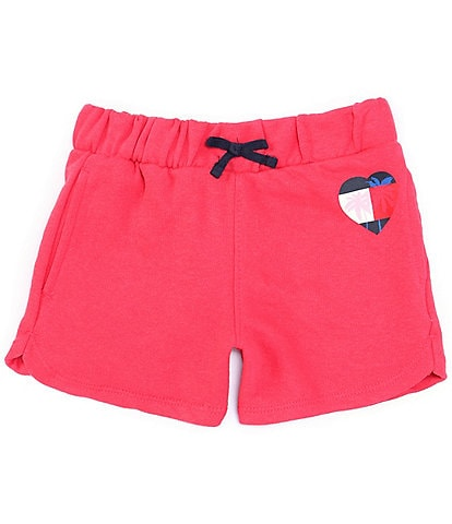 Tommy Hilfiger Big Girls 7-16 French Terry Dolphin Shorts