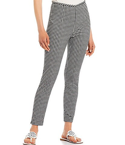 Tommy Hilfiger Checkered Print Pant