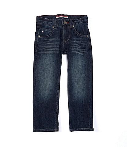 Tommy Hilfiger Little Boys 2T-7 Revolution Straight-Fit Denim Jeans