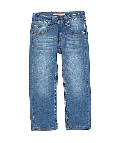 Tommy Hilfiger Little Boys 2T-7 The Kids Denim Skinny Jeans