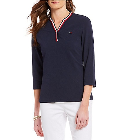 9e7451b94 Tommy Hilfiger Women s Casual   Dressy Tops   Blouses