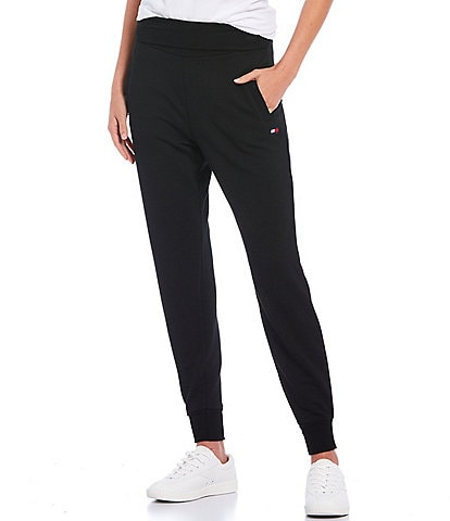 Tommy Hilfiger Sport Brushed Terry Drawstring Jogger Pants