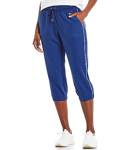 Tommy Hilfiger Sport Capri Pant With Piping