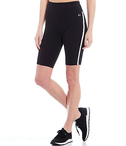 Tommy Hilfiger Sport High Rise Biker Shorts