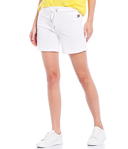 Tommy Hilfiger Sport Terry Logo Ribbed Waistband Short