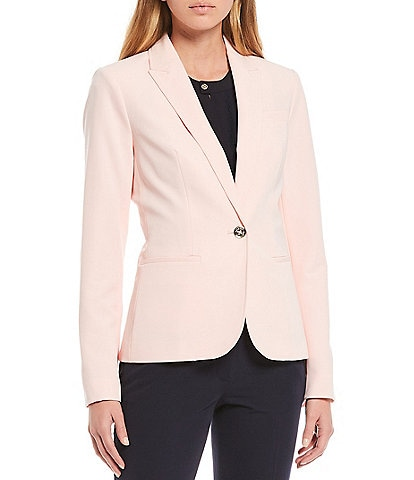 Tommy Hilfiger Twill Elbow Patch Blazer