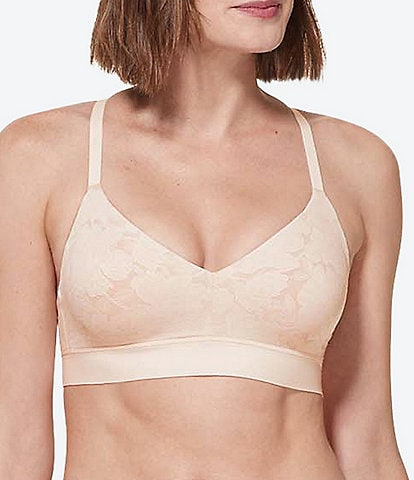 Tommy John Second Skin Comfort Lace Triangle Bralette