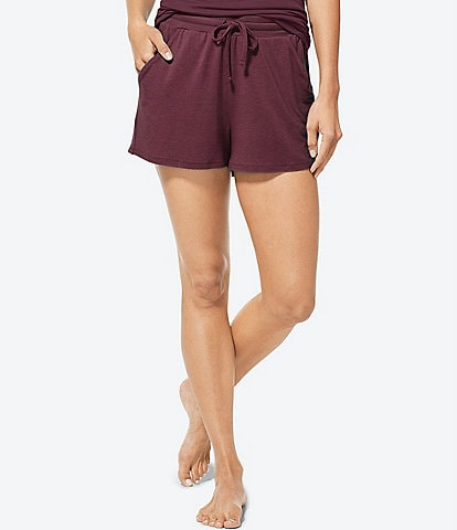 Tommy John Solid Knit Coordinating Lounge Shorts