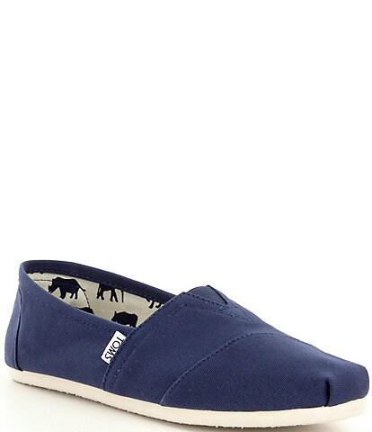 TOMS Men's Classic Alpargata Shoes