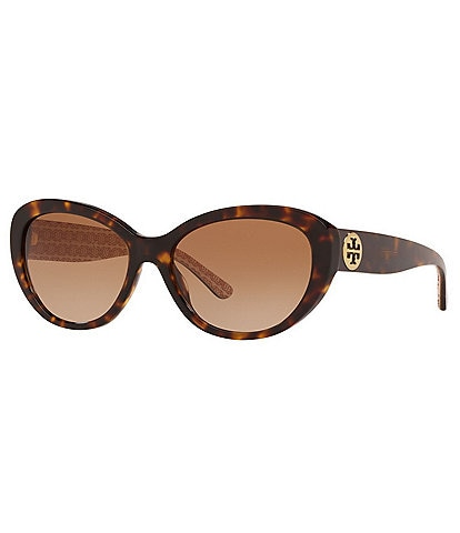Tory Burch Reva Cat Eye Sunglasses