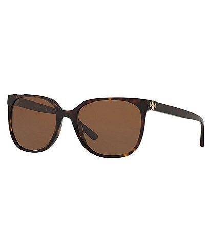 Tory Burch Women's Stacked Sunglasses