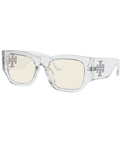 Tory Burch Women's Ty7145u 52mm Blue Light Glasses
