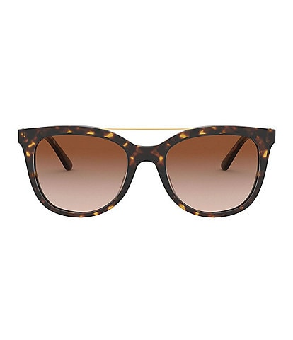 Tory Burch Women's Ty7147 53mm Square Sunglasses