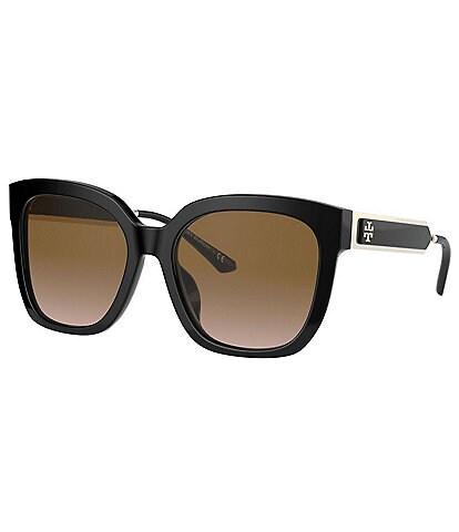 Tory Burch Women's Ty7161u 56mm Sunglasses