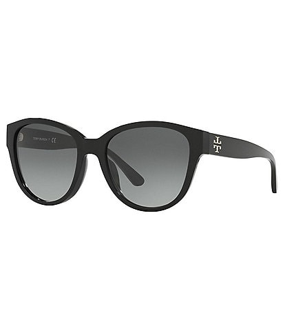 Tory Burch Women's Ty7163u Cat Eye 54mm Sunglasses