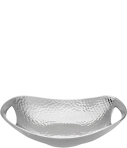 Towle Silversmiths Hammered Handled Bowl