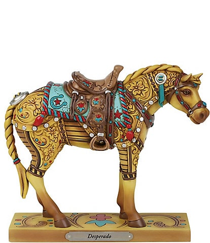Trail of Painted Ponies Desperado Figurine