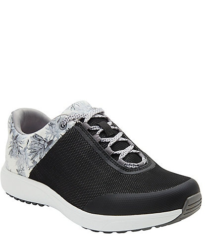 Traq by Alegria Jaunt Rhodie Grey Sneakers