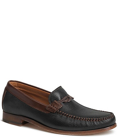 Trask Men's Sawyer Norwegian Elk Loafers