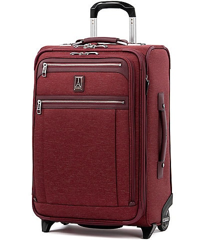 TravelPro Platinum Elite 22#double; Expandable Carry-On Rollaboard