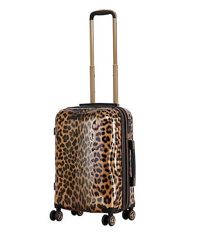 Triforce Bronze Leopard Carry-on Spinner